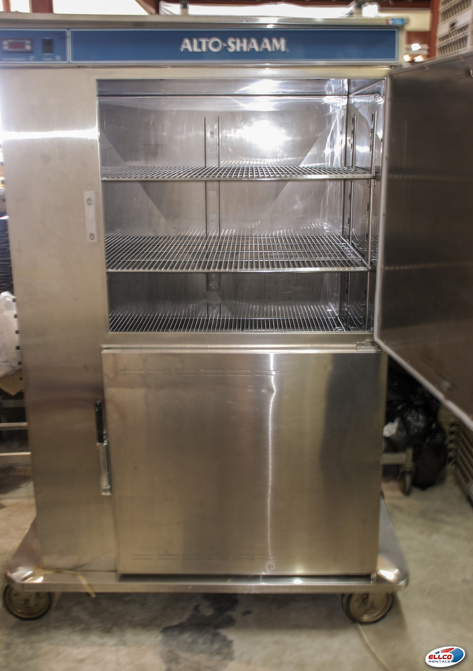 Food Warmer Rentals ~ Food warmer cabinet v in at ellco rentals event