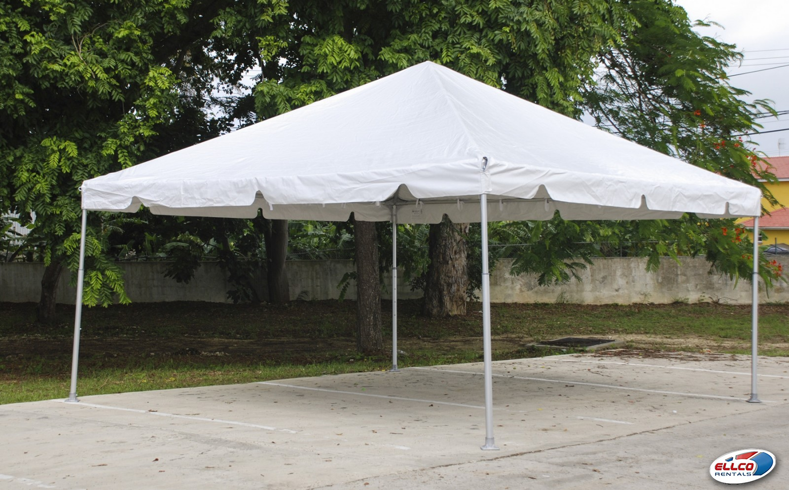 Do it yourself tents in 2 sizes in tents at ellco rentals event do it yourself tents in 2 sizes solutioingenieria Gallery