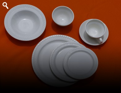 Carlton China Set