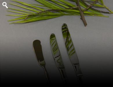 Cutlery Caribbean Bamboo Set