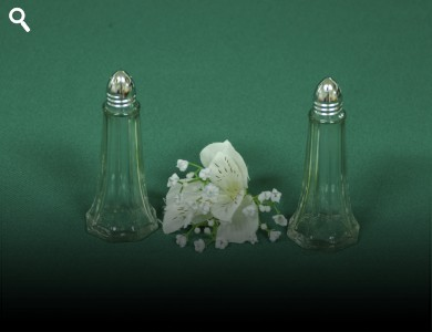 Salt/pepper Shakers - Pair