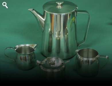 Coffee/teapot Set - S.steel