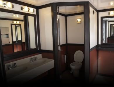 Royale Restroom Trailer