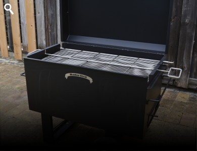 Charcoal Bbq Oven