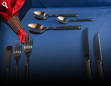 Cutlery Grecian Set