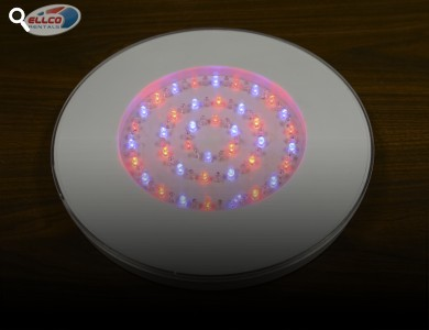 "Light Base 10"" Led"