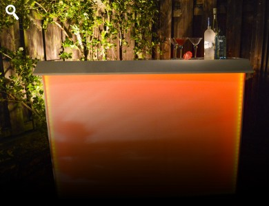 Bar - Portable With Led Lighting System