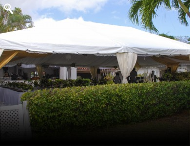 Expandable Frame Tents 30Ft Wide System