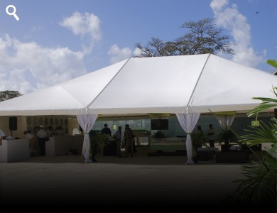 Expandable Keder Tents 30Ft Wide System