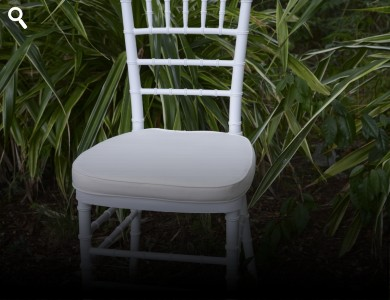 Chaivari Chair White